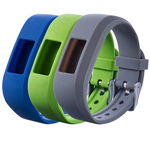 ECSEM Replacement Bands and Straps for Garmin Vivofit 3 Acti