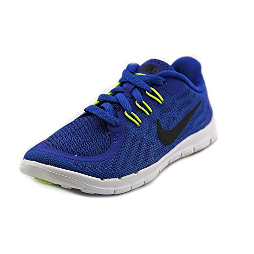 Toddler Boy's Nike 'Free 5.0' Athletic Shoe, Size 12 M - Blu