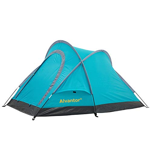 Alvantor Outdoor Warrior Pro Backpacking Waterproof Camping Tent Portable Compact Family Tent Shelter 81