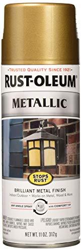 Rust-Oleum 313142 Preventative Spray SR 11OZ BRZ Met Paint