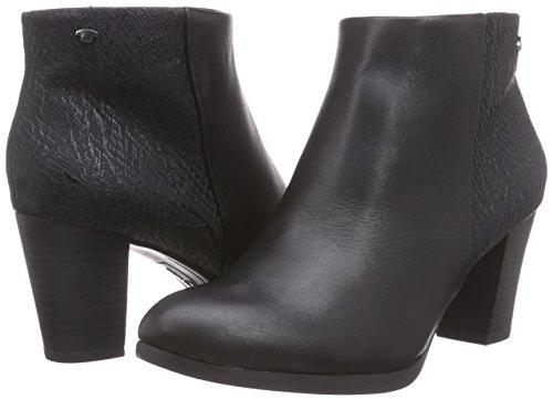 Classiques Tom 8592704 Bottes Noir Femme Tailor black 7ttFwqrg4