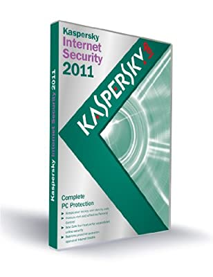 Kaspersky Internet Security 2011 3-User 3-Year