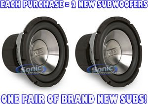 2 Pack of Infinity Reference 860W Pair of 8