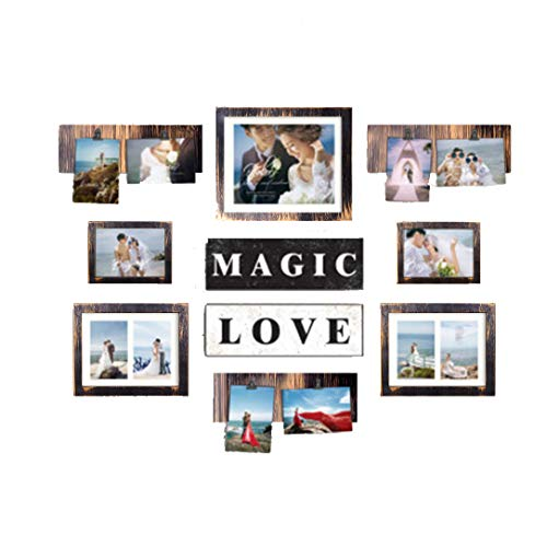 Beautiful photo frame set