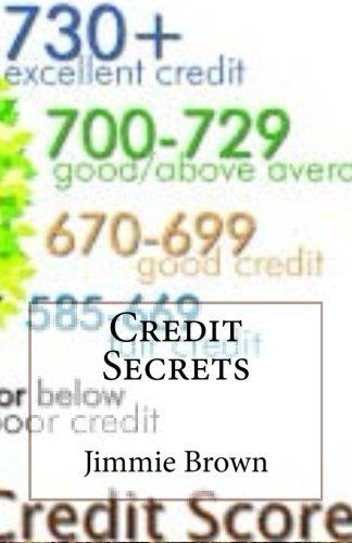 Read Online Credit Secrets PDF