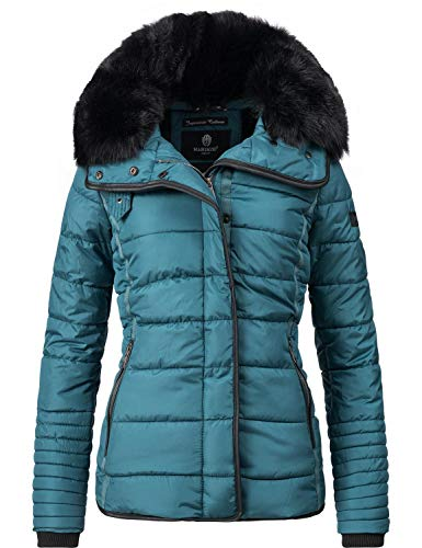 Da Colori Xs Laureen Trapuntata Blu xl Marikoo Invernale Donna Giacca 5 FqIwwx840
