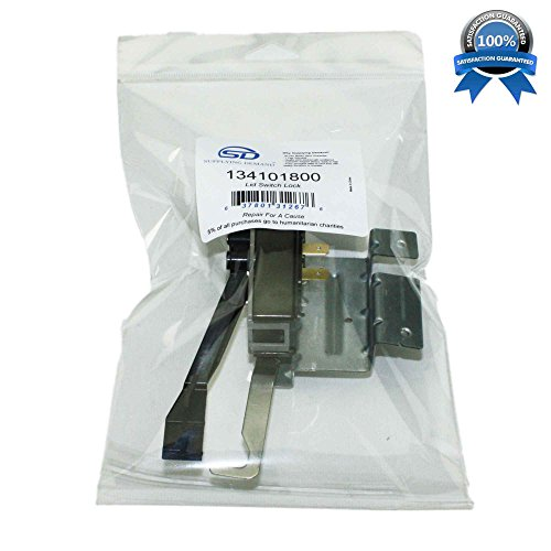 Supplying Demand 134101800 Washing Machine Lid Lock Compatible With Frigidaire by Supplying Demand (Image #1)
