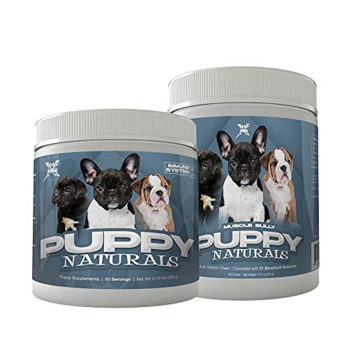 Muscle Bully Puppy Naturals