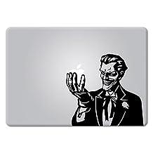 Joker Holding Apple Macbook Decal Vinyl Sticker Apple Mac Air Pro Retina Laptop sticker