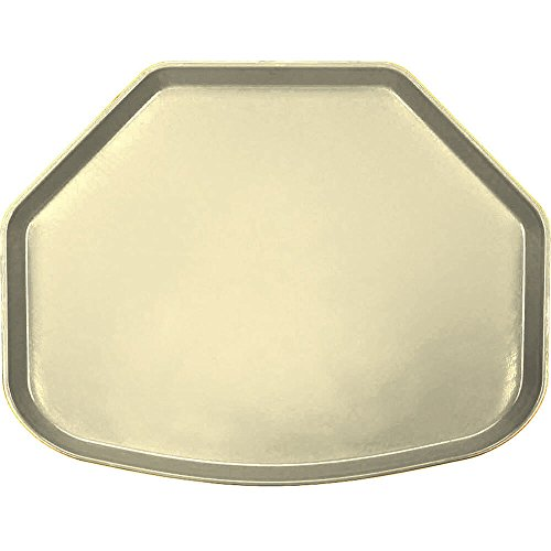 - Camtray, Trapezoid, 14-9/16'' X 19-1/2'', Lemon Chiffon, Nsf Special Order Item Not Carried In (12 Pieces/Unit)