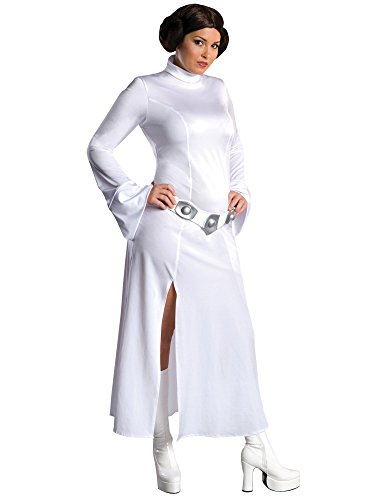 Princess Leia Adult Costume - Plus Size