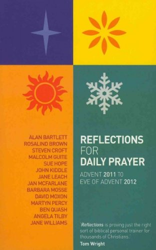 Reflections For Daily Prayer: Advent 2011 To Christ The King 2012 ebook