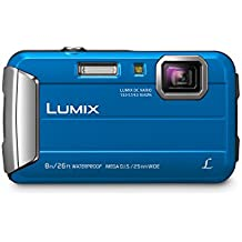 Panasonic DMC-TS30A LUMIX Active Lifestyle Tough Camera (Blue)