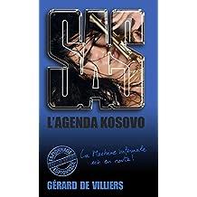 SAS 171 L'agenda Kosovo (French Edition)