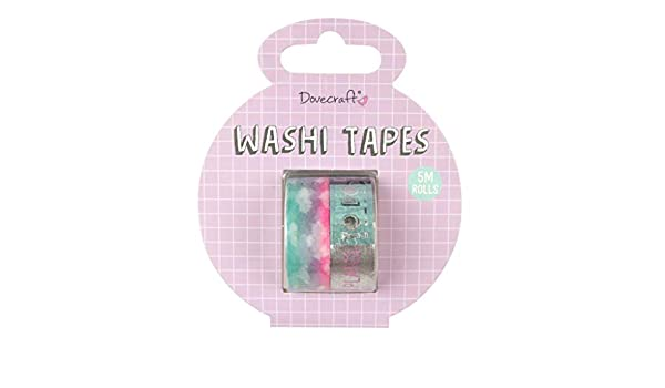Trimcraft First Edition Accessory Every Day Time To Shine Washi Tapes