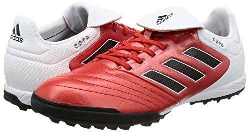 Noir Chaussures 3 17 rouge Adidas Football Rouge Blanc Tf Homme Copa Pour De XwqrPX
