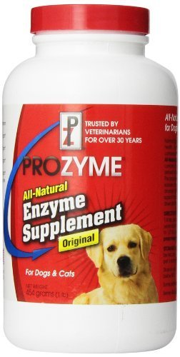 Suplemento de enzima natural para perros y gatos Prozyme original ...