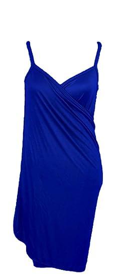 c42051d620a80 Mengsha's Women's Bikini Cover-up Beach Sarong wrap Dress Swimsuit Cover,  Dark Blue