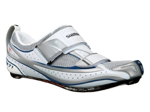 Shimano SH-TR71 Elite Racing Custom-Fit Triathlon Shoe (38)
