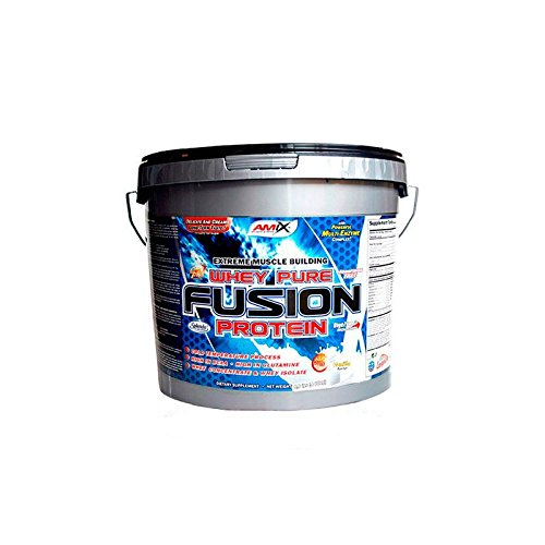 AMIX Whey Pure Fusion - 4 kg Cream cookies