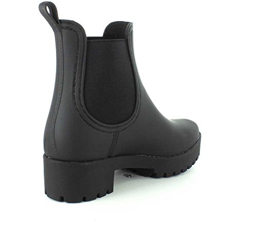 Jeffrey Campbell Womens Cloudy Boot Black Mat Zwart