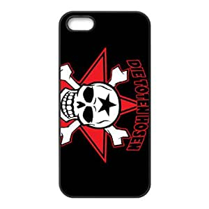 iPhone 5 5s Cell Phone Case Covers Black Die Toten Hosen UF1178094