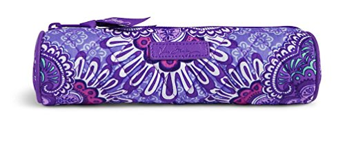 Vera Bradley Women's On a Roll Case Lilac Tapestry One Size
