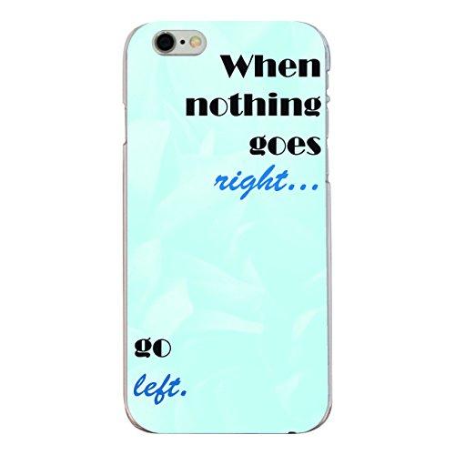 """Disagu Design Case Coque pour Apple iPhone 6 Housse etui coque pochette """"When nothing"""""""