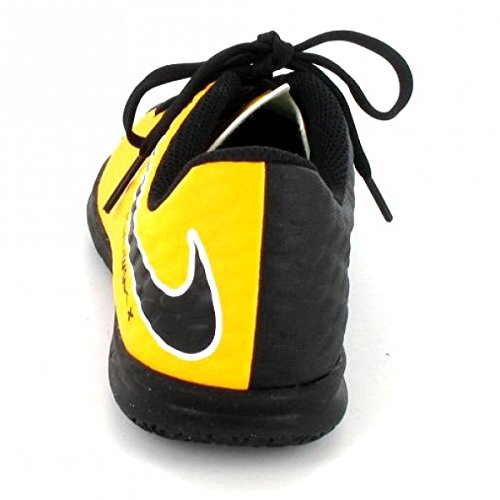 Nike Hypervenomx Phade Iii Ic, Zapatillas de Fútbol Sala Unisex Niños negro - naranja