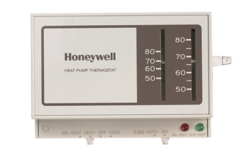 Honeywell home/bldg central ct70 a1001 Bomba de calor termostato