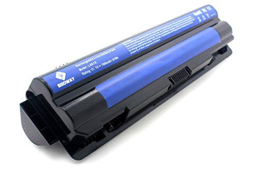 Egoway® 7800mAh Laptop Battery for DELL XPS 14 / 14D / 15 / 15D / 17 / 17D / L401X / L501X / L502X / L701X / L702X 3D / L721X, fits P/N 312-1127, 312-1123, WHXY3, J70W7, JWPHF, R795X (Dell Laptop Battery L502x)