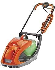 Flymo 9660192-01 Lawn Mower, Orange, 35 cm Cutting Width