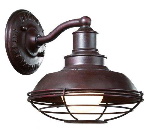 Circa 1910 Outdoor Lighting in US - 8