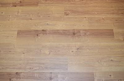Crescent Vinyl Flooring | Durable, Water-Resistant | Easy Install, Glue-Down | SAMPLE by GoHaus