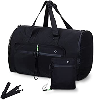 Msicyness Travel 70L Overnight Bag Large Sports Duffle Tote