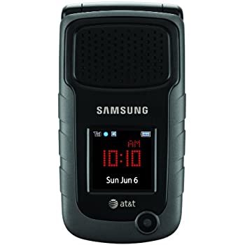amazon com samsung rugby ii black at t cell phones accessories rh amazon com Samsung Flip Phone Manual Samsung Flip Phone Manual