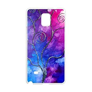 Abstract Art Tree Phone For Case Ipod Touch 5 Cover