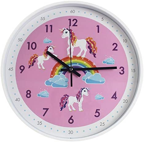 TOHOOYO Non Ticking Childrens Clocks Decoration product image