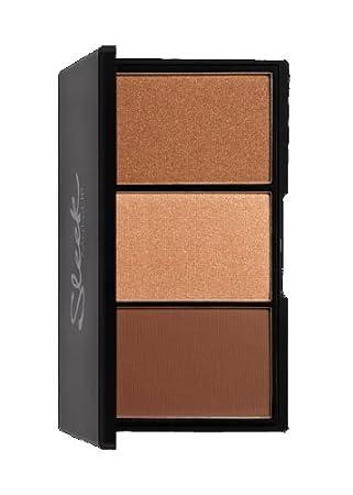 Sleek Face Form Contouring & Blush Palette - Medium (Blusher ...