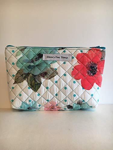 Pioneer Woman Placemat Makeup Bag Large Handmade