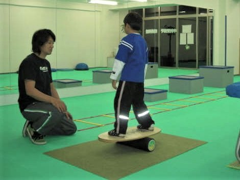 Indo Board Balance Board Mini Original Balance Board for Children age 4-7 by Indo Board Balance Trainers (Image #1)'