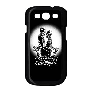Personalized Hardshell Snap-on Back Cover Case for Samsung Galaxy S3 I9300 - A7X Avenged Sevenfold WANGJING JINDA