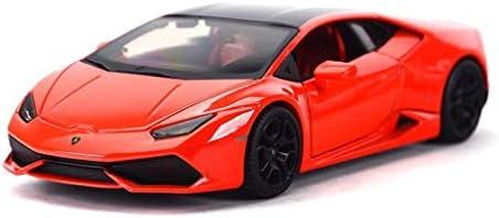 YN モデルカー 1/24モデルダイキャスト&玩具車合金のおもちゃ車トラックランボルギーニLP700-4スポーツカースケールモデルカーのおもちゃ子供男の子 ミニカー