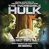 The Incredible Hulk: The First - Parts 1 & 2