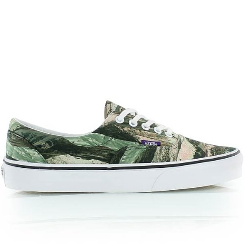 Vans – Mens Era Shoes, Liberty-Mountains-Army, 11