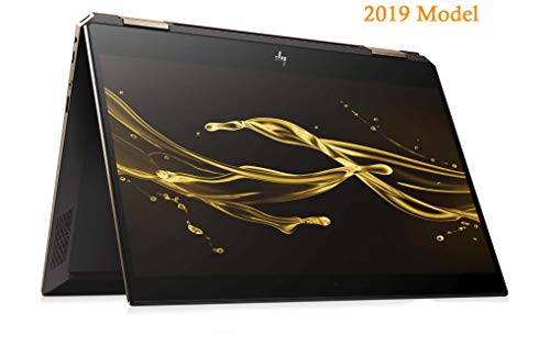 HP Spectre Touch x360 13-ap000 Ash/Gold Convertible 8th Gen Quad Core Intel...