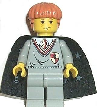 LEGO Harry Potter - Figura de Ron Weasley, Color Amarillo ...