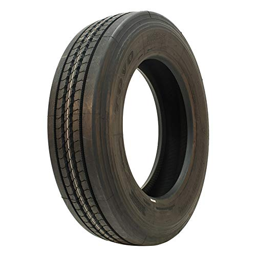 Toyo M154 Commercial Truck Radial Tire-265/75R22.5 138135L by Toyo Tires