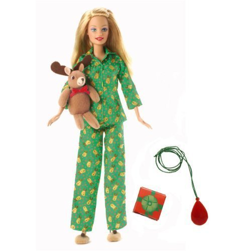 (2006 Target Exclusive Christmas Morning Barbie)