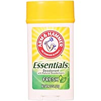 6-Pack ARM & HAMMER Essentials Natural Deodorant 2.5-Oz. (Fresh)